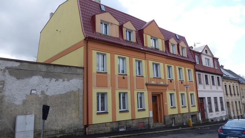 Bytová jednotka 1+1vAši, ul. Čechova.