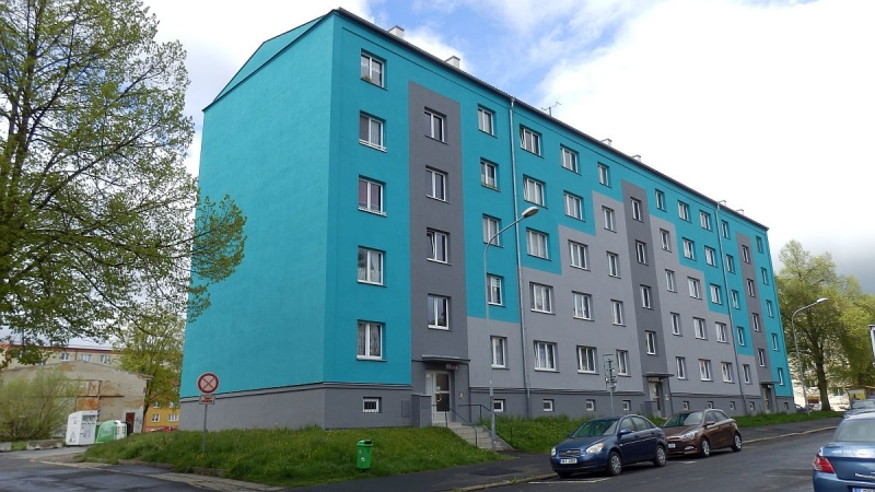Bytová jednotka 2+1vChebu, Jungmannova ul.