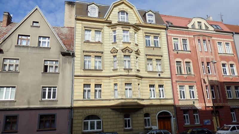 Velkometrážní byt 2+1vcentruChebu, Valdštejnovaul.
