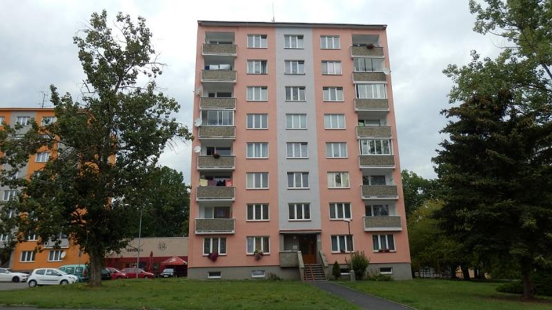 Pronájem bytu2+1po celkové rekonstrukci, Cheb, ul. Přátelství.