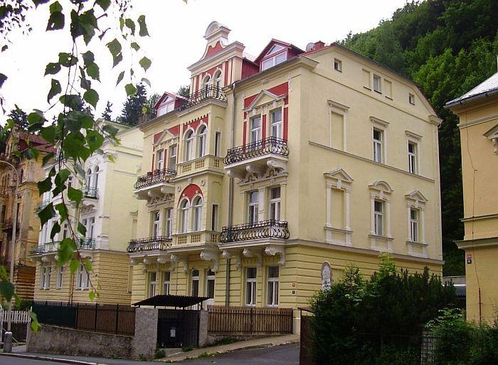 Byt 2+kk <span>Mariánské Lázně, Třebízského</span>