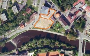 Pozemek stavební <span>Cheb, Koželužská</span>