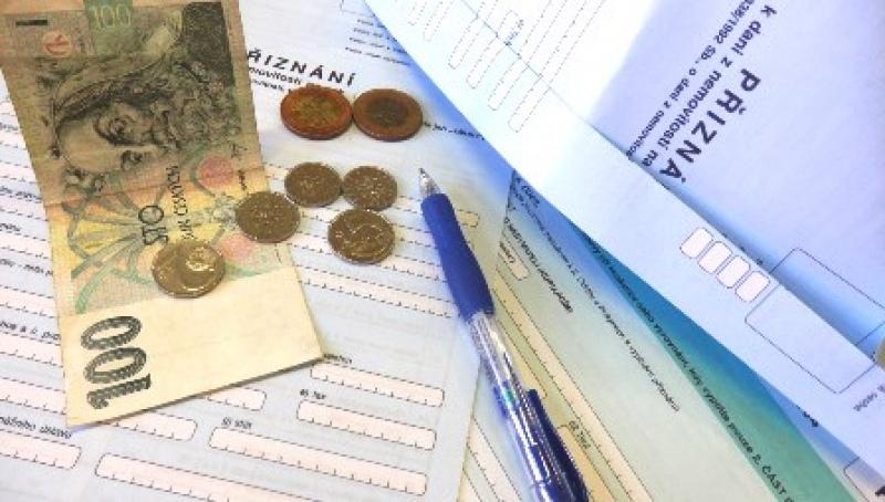 Leden– přiznání k dani znemovitých věcí
